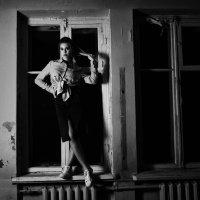 На подоконнике :: Женя Рыжов