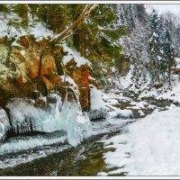 Зимой в Карпатах. :: Юрий Гординский