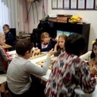 Районные соревнования по шашкам среди детей :: Центр Юность