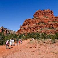 В стране Красных Скал (Седона, шт. Аризона, США) :: Юрий Поляков