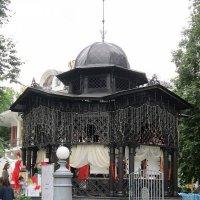 """Павильон в саду """"Эрмитаж"""" :: Дмитрий Никитин"""