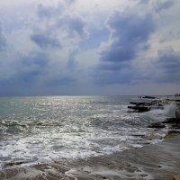 Между небом и морем :: Tatiana Belyatskaya