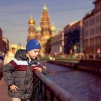 осення прогулка по Питеру :: Irina Novikova