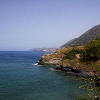 Вид на побережье острова Крит :: Helga Preiman