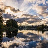 Вечер на реке :: Ruslan
