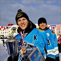 Капитан команды победителей :: Кай-8 (Ярослав) Забелин