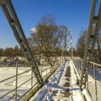 Мосток :: Сергей Цветков