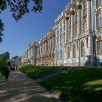 Екатерининский дворец. Пушкин. Санкт-Петербург :: Олег Кузовлев