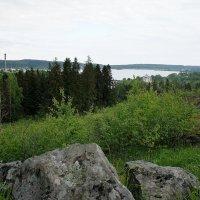 На горе Кухавуори (Гора-Судак). Парк «Ваккосалми» :: Елена Павлова (Смолова)
