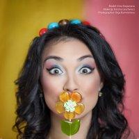 Candy girl :: Olga Burmistrova