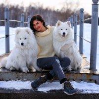 На прогулке :: Светлана Каритун