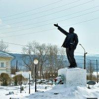 Памятник Ленину :: Владислав Левашов