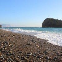Яшмовый пляж :: Elena Gartung