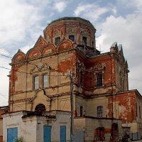 Восстановление собора. Елец. Липецкая область :: MILAV V