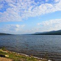 Озеро Талкас :: Ольга Чистякова