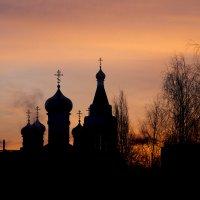 Третье утро весны. :: Владимир Мальцев