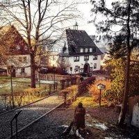 В городе Зайфен. Германия. :: Надежда