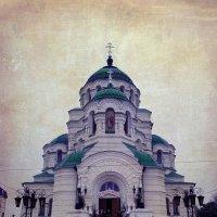 Собор святого князя Владимира. :: Валерий Ткаченко