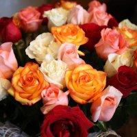Дарите женщинам цветы :: Марина Щуцких