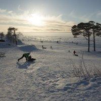 Северодвинск. Начало весны у Белого моря (3) :: Владимир Шибинский