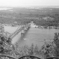 Киев, Днепр. 1962 :: Олег Афанасьевич Сергеев