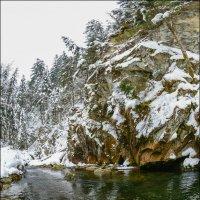 Зима в Карпатах. :: Юрий Гординский
