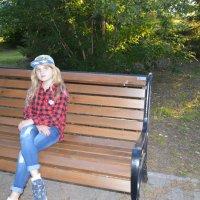 дочка парк Ермака :: Виталий Макаров