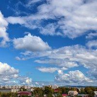 Облака наступают. :: Виктор Иванович