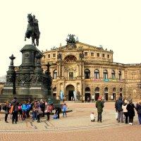 Дрезден :: Ольга