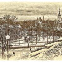 Зима в Таллинне :: Татьяна Смирнова