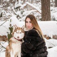 Вместе наедине :: Екатерина Музыченко