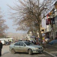 улица в Мингачаур в Азербайджане :: Ирина Бархатова