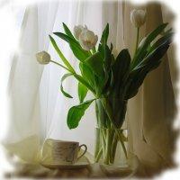 Утро. Тюльпаны.Весна. :: Tatiana Markova