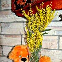 Дарите женщинам цветы. Дарите женщинам улыбки. :: Михаил Столяров