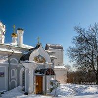 Церковь святого Георгия :: Сергей Филатов