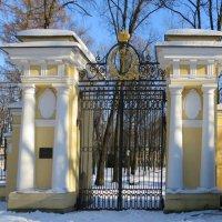 Ворота :: Вера Щукина