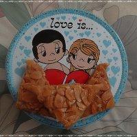 Печенье эмирское с миндалем :: Вера