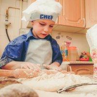 выпекаем хлеб :: Irina Novikova