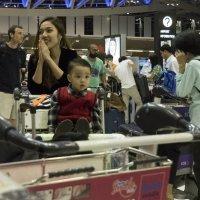 Таиланд, Бангкок, аэропорт (2) :: Владимир Шибинский