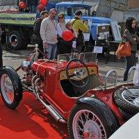 Fiat Roadster, 1949г. :: Vit