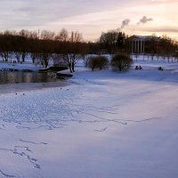 Царицынский лёд :: Alex Sash