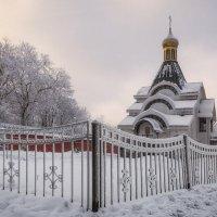 Февраль :: Владимир Колесников