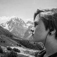 В горах :: Elena Ignatova
