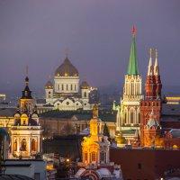 Вечер в Москве :: Elena Ignatova