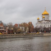 Хмурый день в Москве :: Elena Ignatova