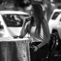 """Юлия. из альбома """"городские сюжеты"""". :: Валерий Чернышов"""