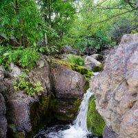 Яшмовый водопад :: Ольга Чистякова