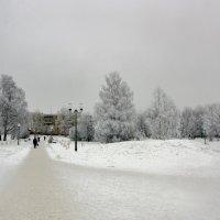 Зимний город :: gribushko грибушко Николай
