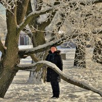На память о красавице зиме... :: Sergey Gordoff