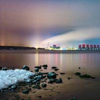 Ночные прогулки к мирному атому :: Max Carpov